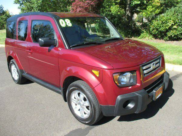2008 *Honda* *Element* EX - GET APPROVED TODAY!!!!