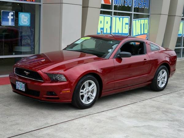2014 *Ford* *Mustang* ** 2D Coupe