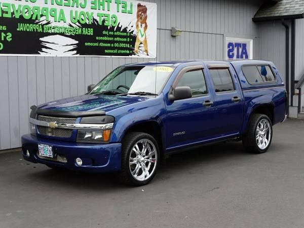 2005 *Chevrolet* *Colorado* *LS* Crew Cab