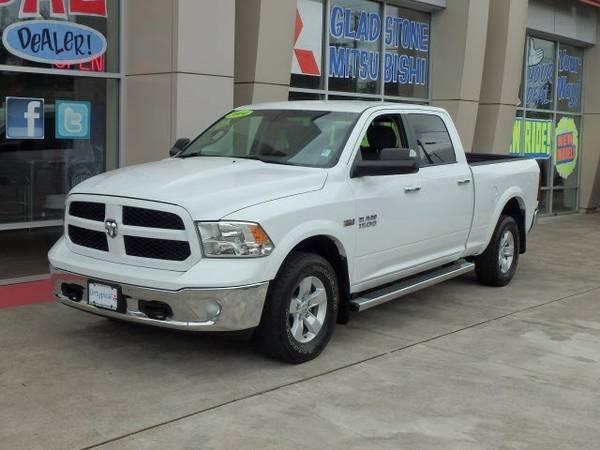 2014 *Dodge* *Ram* *1500* ** 4D Crew Cab