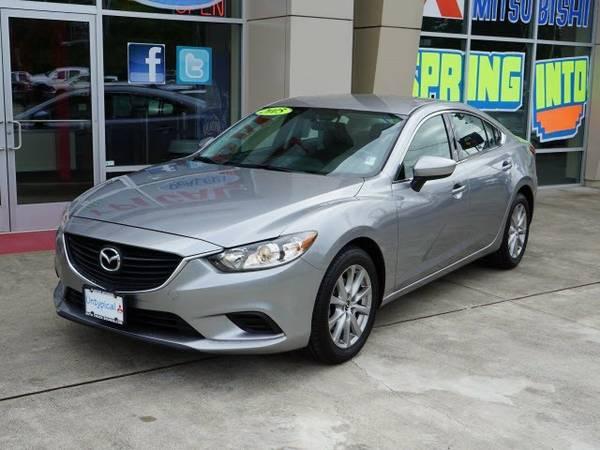 2015 *Mazda* *Mazda6* *i* 4D Sedan