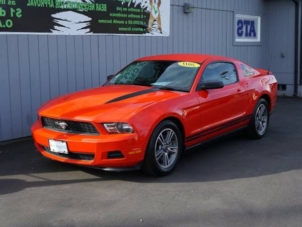 2011 *Ford* *Mustang* *V6* Coupe