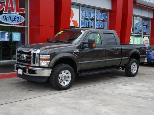 2009 *Ford* *F-350SD* ** 4D Crew Cab