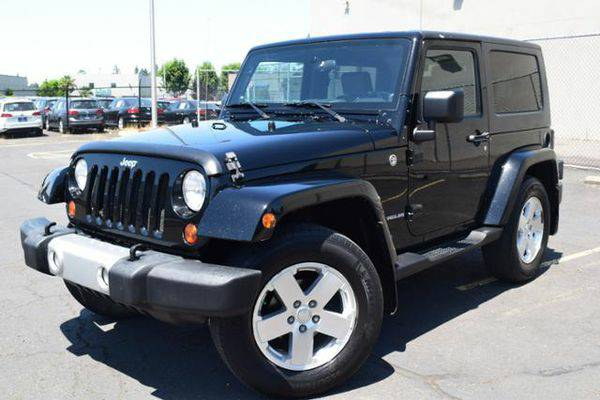 2008 *JEEP* *WRANGLER* SAHARA - CALL/TEXT 📱