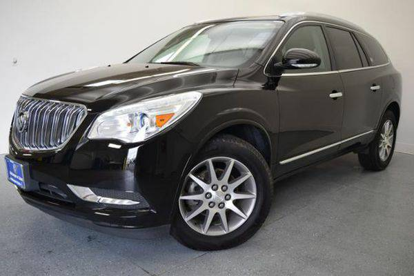 2016 *BUICK* *ENCLAVE* AWD 4DR LEATHER - CALL/TEXT 📱