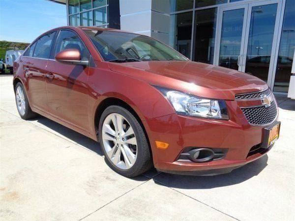 2012 *Chevrolet* *Cruze* LTZ - GET APPROVED TODAY!!!!