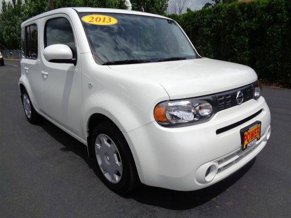 2013 *Nissan* *cube* S