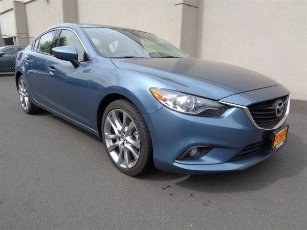 2015 *Mazda* *Mazda6* i Grand Touring - GET APPROVED TODAY!!!!