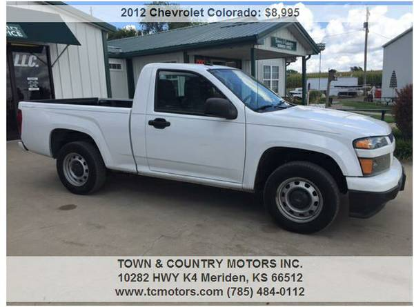 2012 CHEVROLET COLORADO ◆◇◆ 95000! SUPERB! 0...