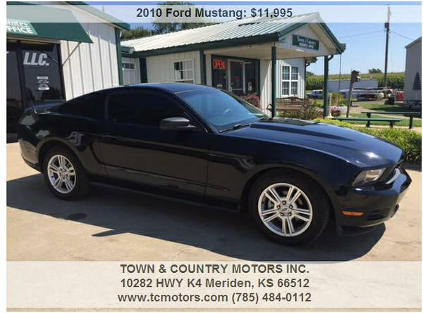2010 FORD MUSTANG ◆◇◆ 54000 MILES! SUPERB! CLEAN...
