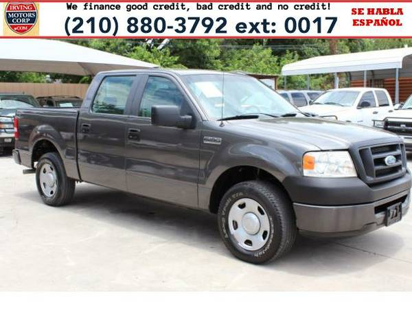 2008 *Ford F-150* XLT SuperCrew 2WD BAD CREDIT? NO PROBLEM!