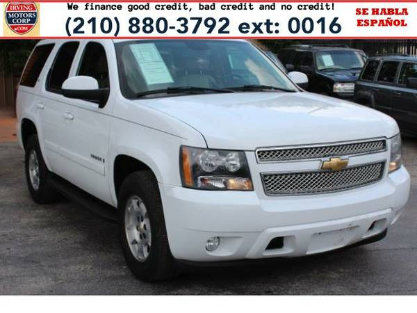 2007 *Chevrolet Tahoe* LT1 2WD BAD CREDIT? NO PROBLEM!