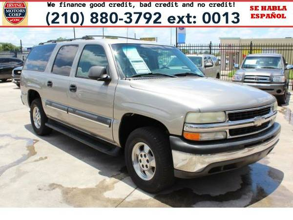 2003 *Chevrolet Suburban* 1500 2WD BAD CREDIT? NO PROBLEM!