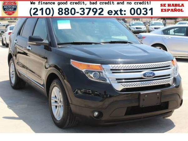 2012 *Ford Explorer* XLT FWD BAD CREDIT? NO PROBLEM!