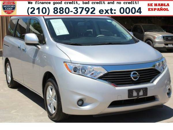 2015 *Nissan Quest* SV BAD CREDIT? NO PROBLEM!
