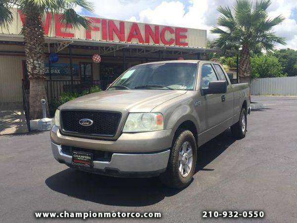 2004 *Ford* *F-150* *F 150* *F150* SuperCab 2WD BUY HERE PAY HERE!!!