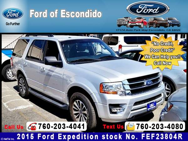 2015 Ford Expedition XLT SUV**We will Meet or Beat Any Price!