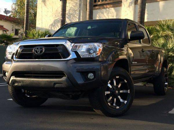 2013 *Toyota* *Tacoma* PreRunner V6 - WE APPROVE EVERYONE!! $0 DOWN...