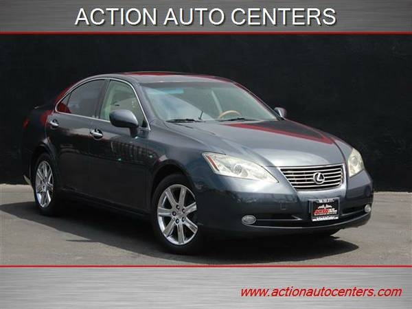 2007 LEXUS ES 350 *1 OWNER*CLEAN CFAX*PUSH TO START*