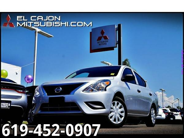 ♕2015 Nissan Versa 1.6 S, only 24k miles!♕