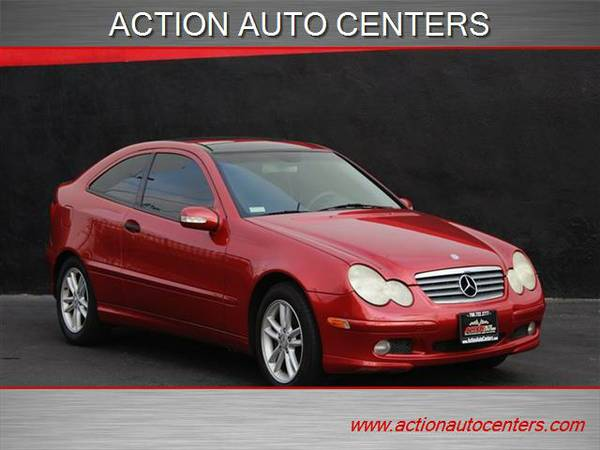 2002 Mercedes-Benz C230 Kompressor *ONE OWNER*CLEAN CARFAX*