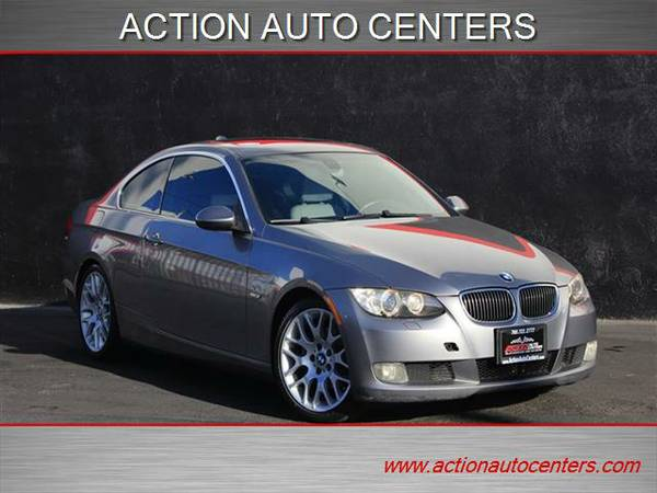 2007 BMW 328i **CLEAN CARFAX**SUNROOF**
