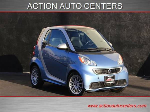 2013 SMART FORTWO PASSION **1 OWNER**CLEAN CARFAX**38MPG**LOW MILES**