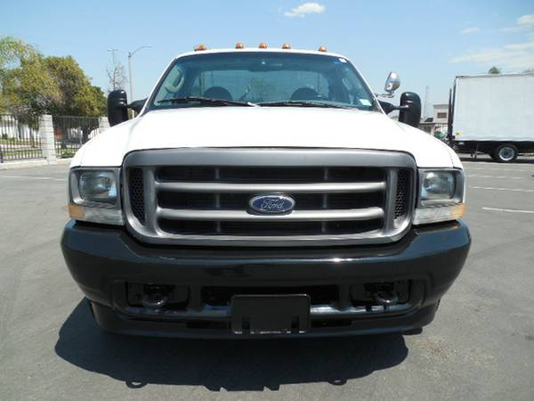 2004 Ford F-350 Utility Truck / Service Truck- Low Miles