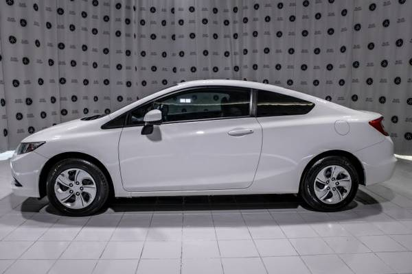 2013 Honda Civic LX -Approval in Minutes..Call Today