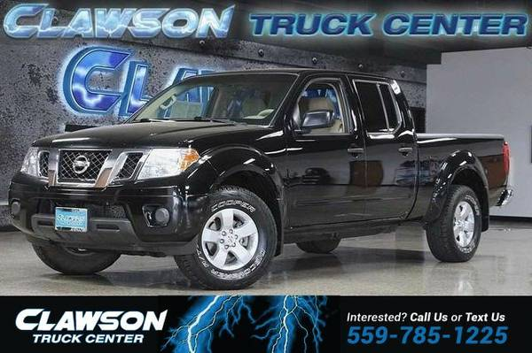 2012 Nissan Frontier 4WD Crew Cab LWB Auto SV Truck Frontier Nissan