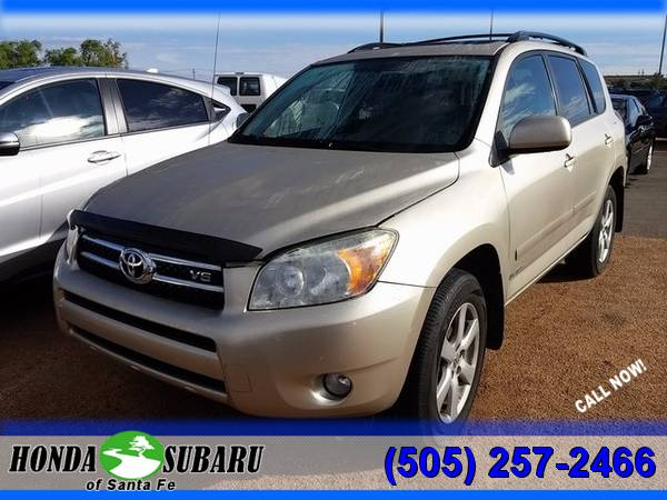 2008 Toyota RAV4 Limited . No Haggle Pricing!