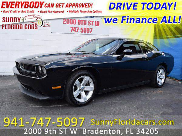 2012 *Dodge* *Challenger* SXT - WE FINANCE ALL - EVERY ONE RIDES