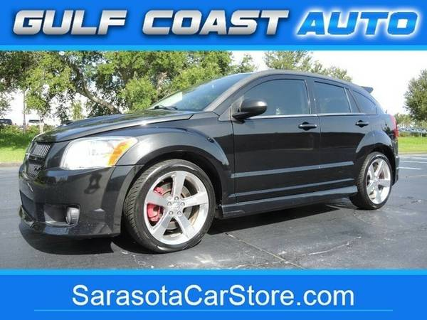 2008 Dodge Caliber SRT4! ONLY 80K MI! LEATHER! CARFAX! CLEAN! SHARP!...