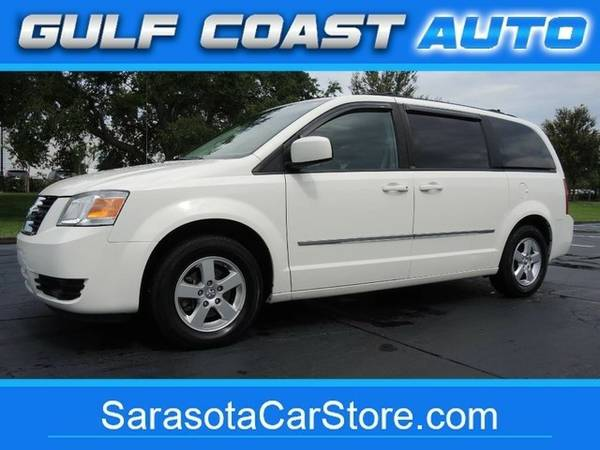 2010 Dodge Grand Caravan SXT! FL CAR! AWD! 3RD ROW SEATS! DVD! CARFAX