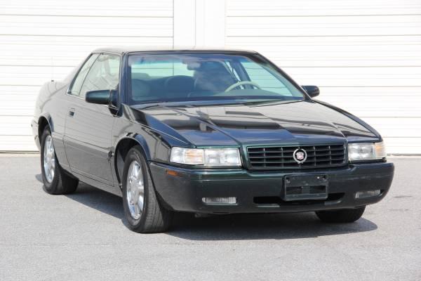 2000 Cadillac Eldorado 96,359 Miles