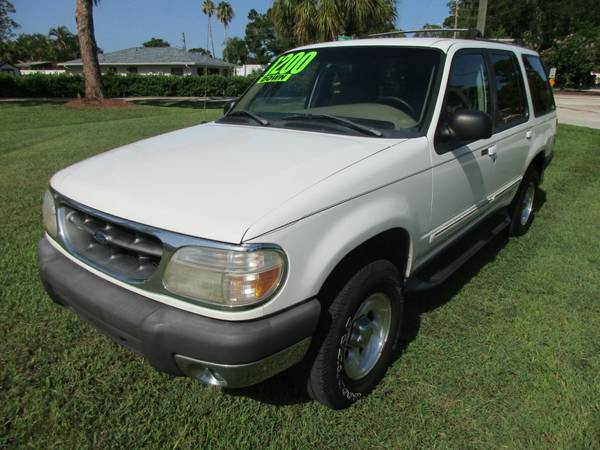 ONLY 800 DOWN! 1999 Ford Explorer