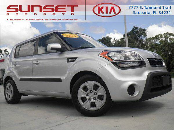 Certified 2012 *Kia* *Soul* Base -BAD/GOOD/NO CREDIT!!