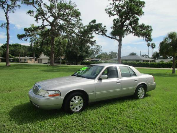 Loaded 2003 Mercury Grand Marquis
