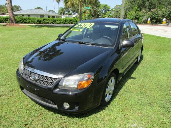 >>>> ONE OWNER VEHICLE!!<<<< 2009 KIA Spectra