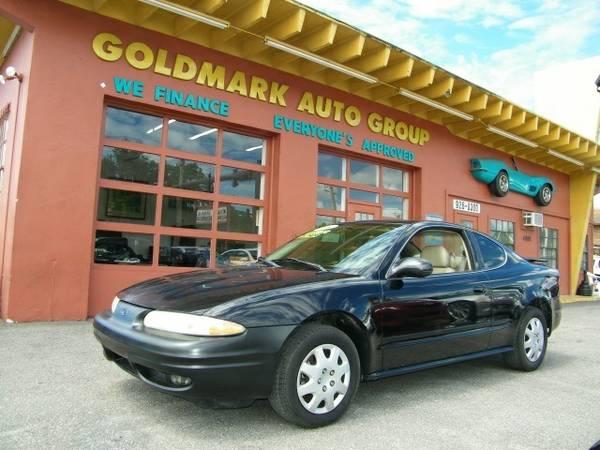 2004 Oldsmobile Alero GLS LOW MILES FULLY LOADED NO CREDIT NO PROBLEM