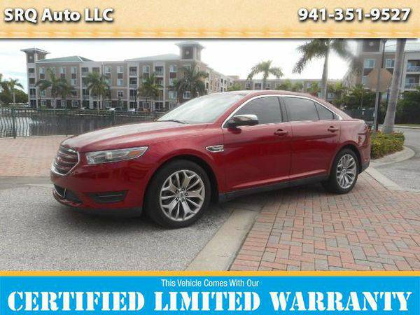 2013 *Ford* *Taurus* Limited FWD *You're Approved*- Call or Text!