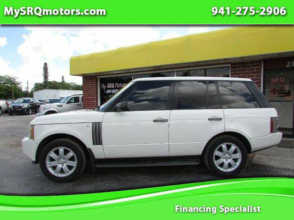 2006 *Land* *Rover* *Range* *Rover* HSE - - MySRQmotors.com !!!!!