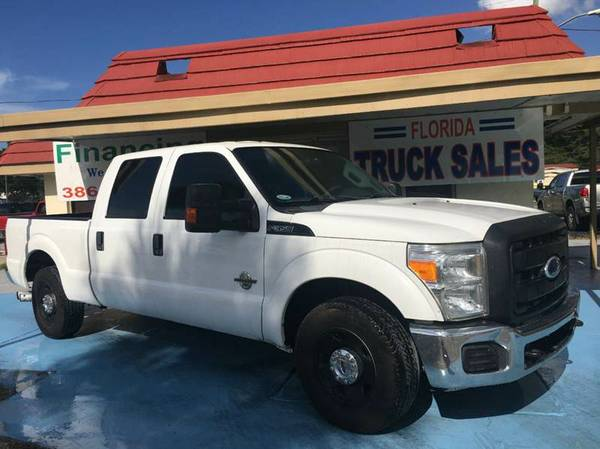 2012 Ford F-350 Lariat Crew-Cab 4X4 100% Financing Available