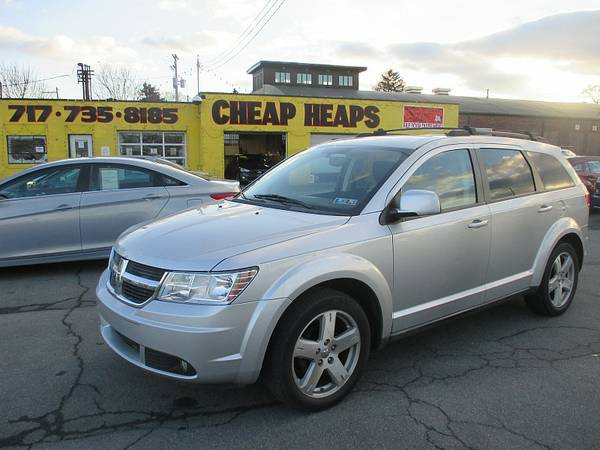 09 DODGE JOURNEY SXT AWD WE KNOW HOW TO GET U FINANCED CALL OR TEXT!!!