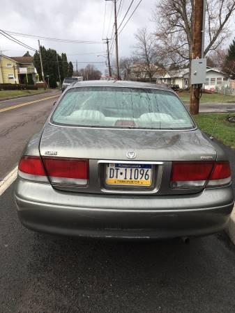 96 Mazda 626 156k miles