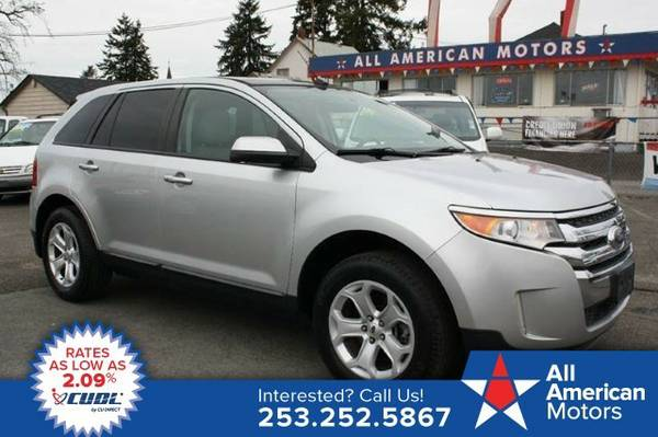 2011 Ford Edge SEL Sport Utility 4D SUV Edge Ford