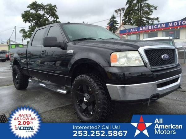 2006 Ford F-150 XLT Pickup 4D 5 1/2 ft Truck F-150 Ford