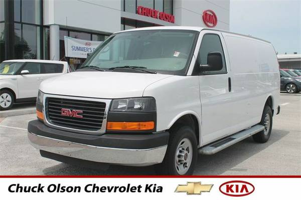 2015 GMC Savana G2500 Work Van