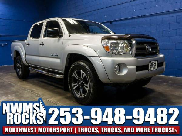 2009 *Toyota Tacoma* Prerunner SR5 RWD - One Previous Owner! 2009...
