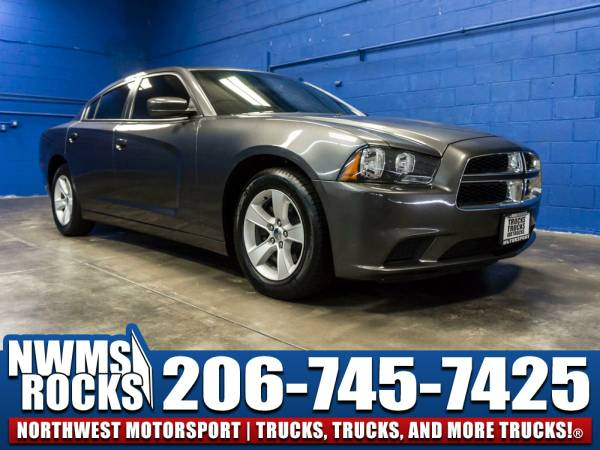 2014 *Dodge Charger* RWD -